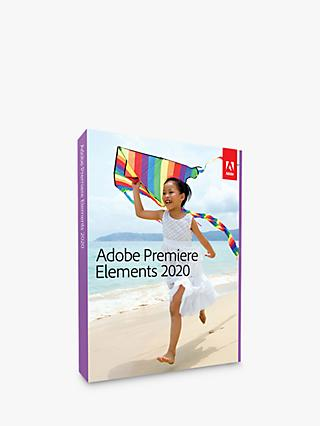 Adobe Premiere Elements 2020, Video Editing Software