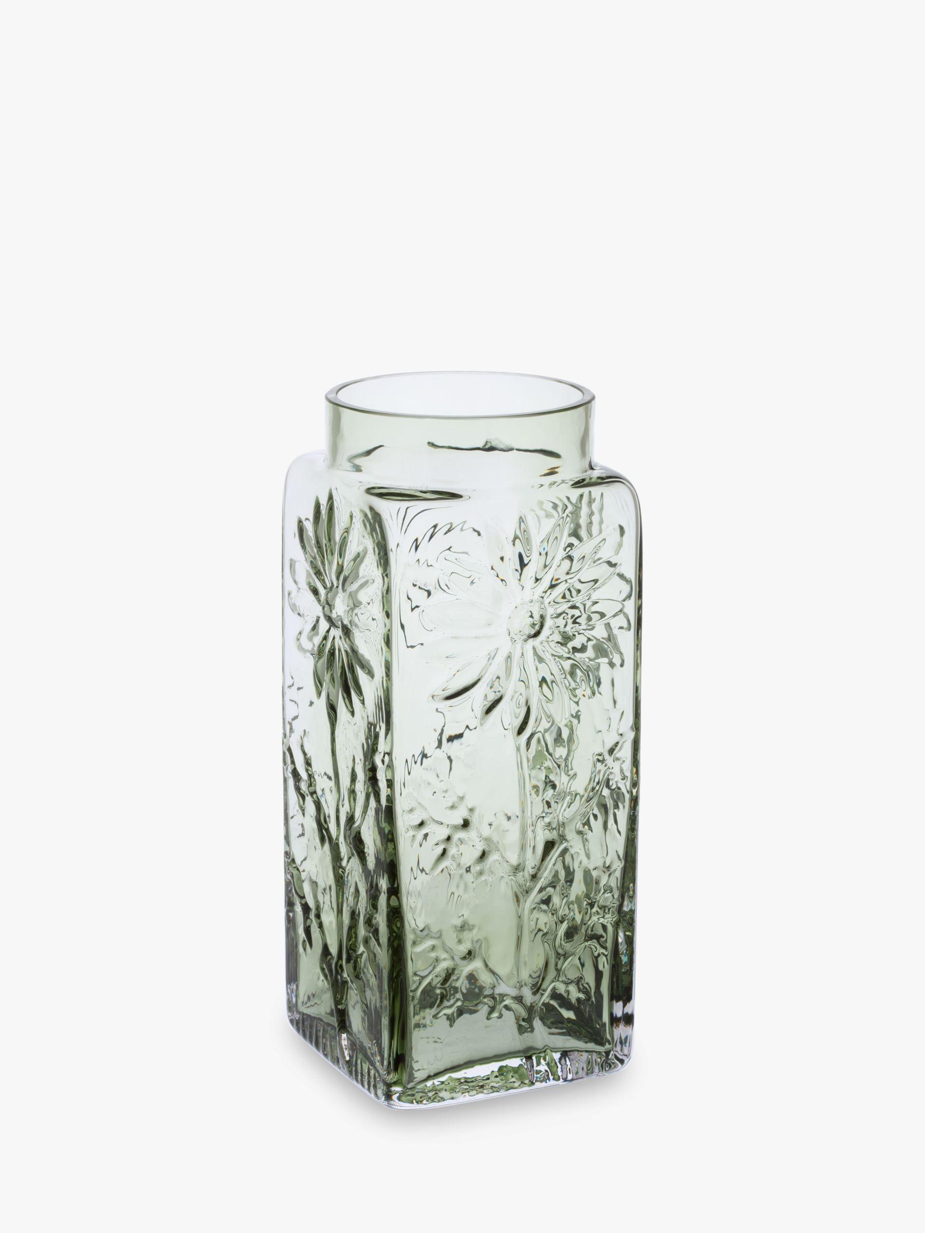 Dartington Crystal Dartington Crystal Marguerite Extra Large Vase, H21cm