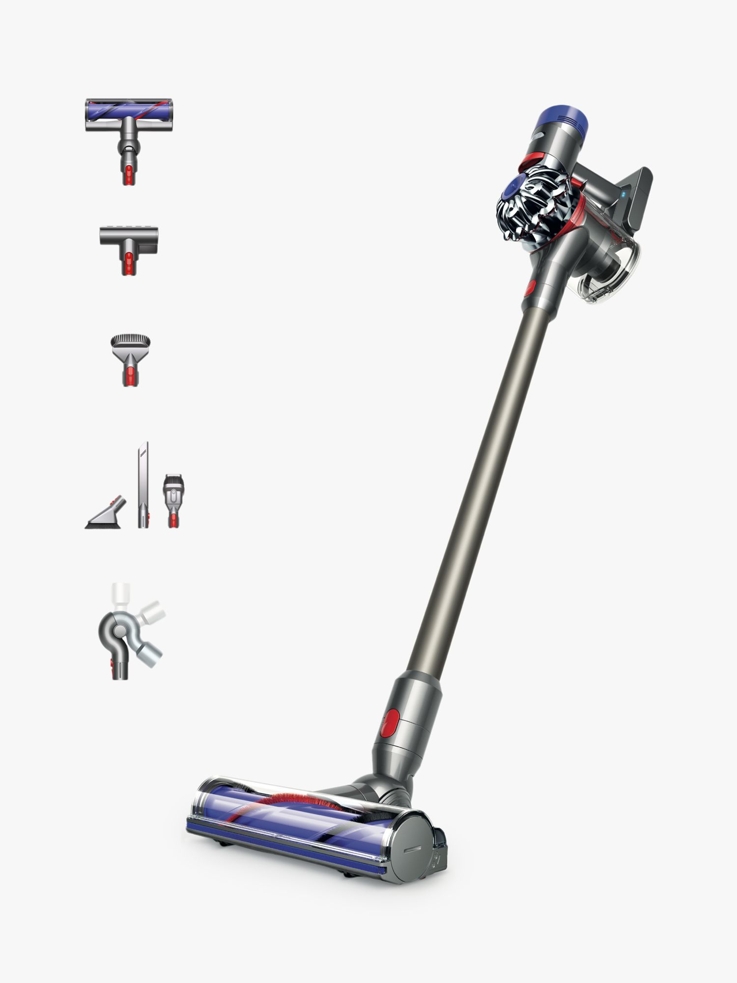 Buy Dyson V8 Animal Complete Cordless Vacuum Cleaner Online at johnlewis.com