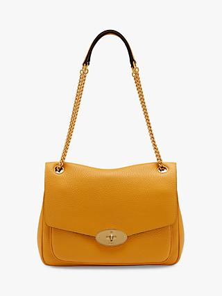 Mulberry Darley Heavy Grain Leather Shoulder Bag
