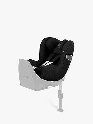Cybex Sirona Z i-Size Group 0+/1 Car Seat, Deep Black