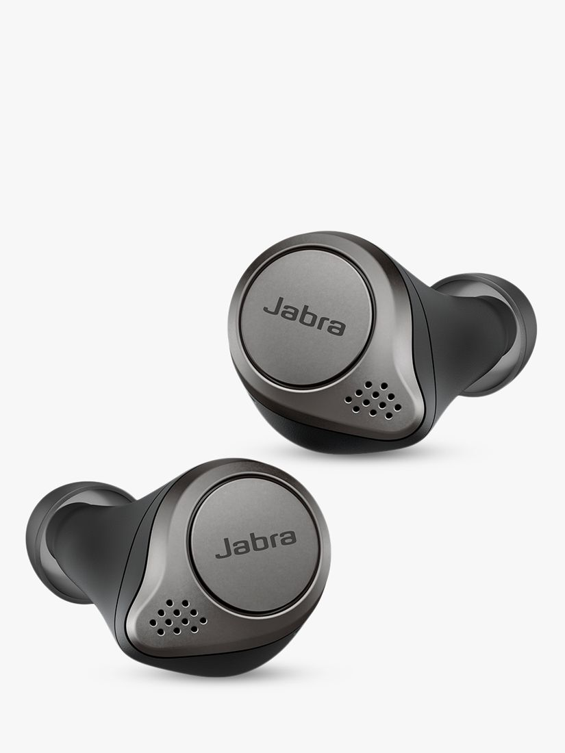 Jabra Jabra Elite 75t True Wireless Bluetooth In-Ear Headphones with Mic/Remote
