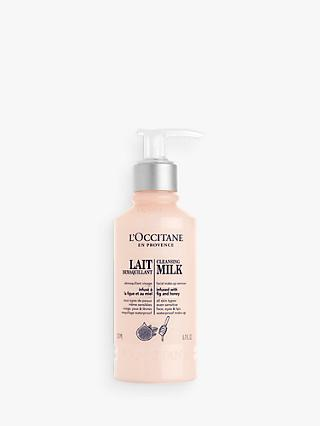 L'Occitane Milk Makeup Remover, 200ml