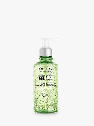 L'Occitane Cleansing Gel To Foam, 200ml