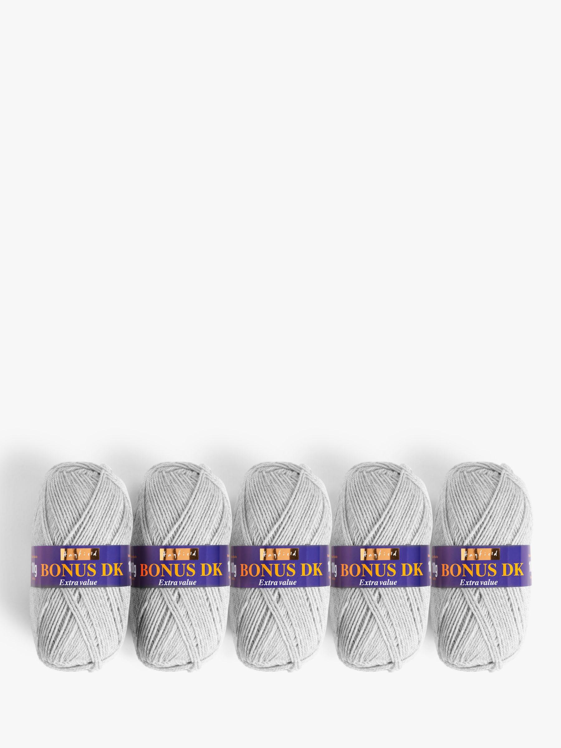 Sirdar Sirdar Bonus DK Yarn, 100g, Pack of 5