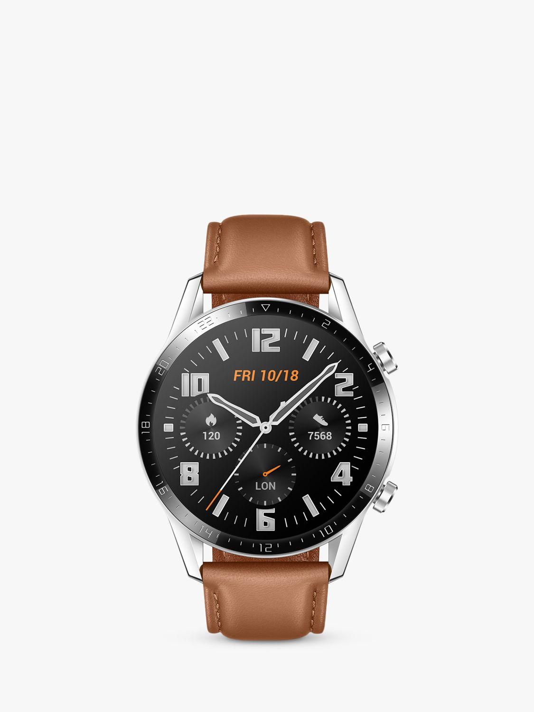 Huawei Huawei Watch GT 2 Smart Watch with GPS, 46mm, Pebble Brown