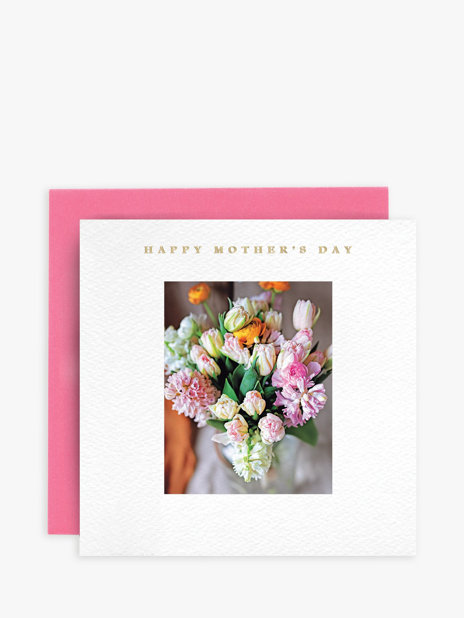 Susan O'Hanlon Susan O'Hanlon Spring Flowers Mother's Day Card