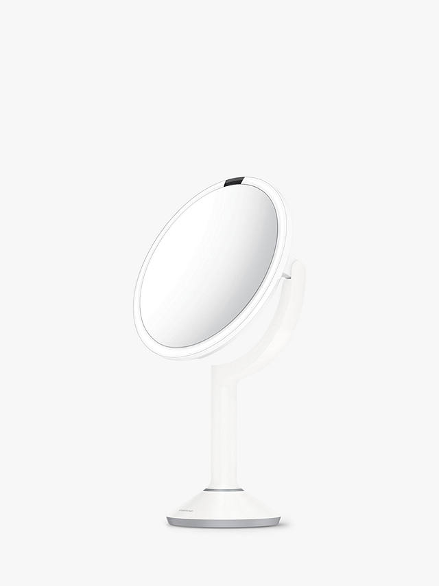 Buy simplehuman Sensor Trio Mirror, White Online at johnlewis.com
