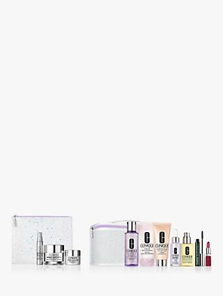 Clinique Smart & Smooth Skincare Gift Set Bundle with Fan Favourites Set