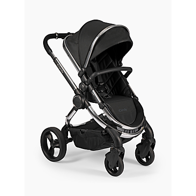 iCandy Peach Pushchair and Carrycot – Chrome Chassis