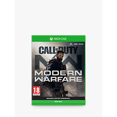 Call of Duty: Modern Warfare (2019), Xbox One