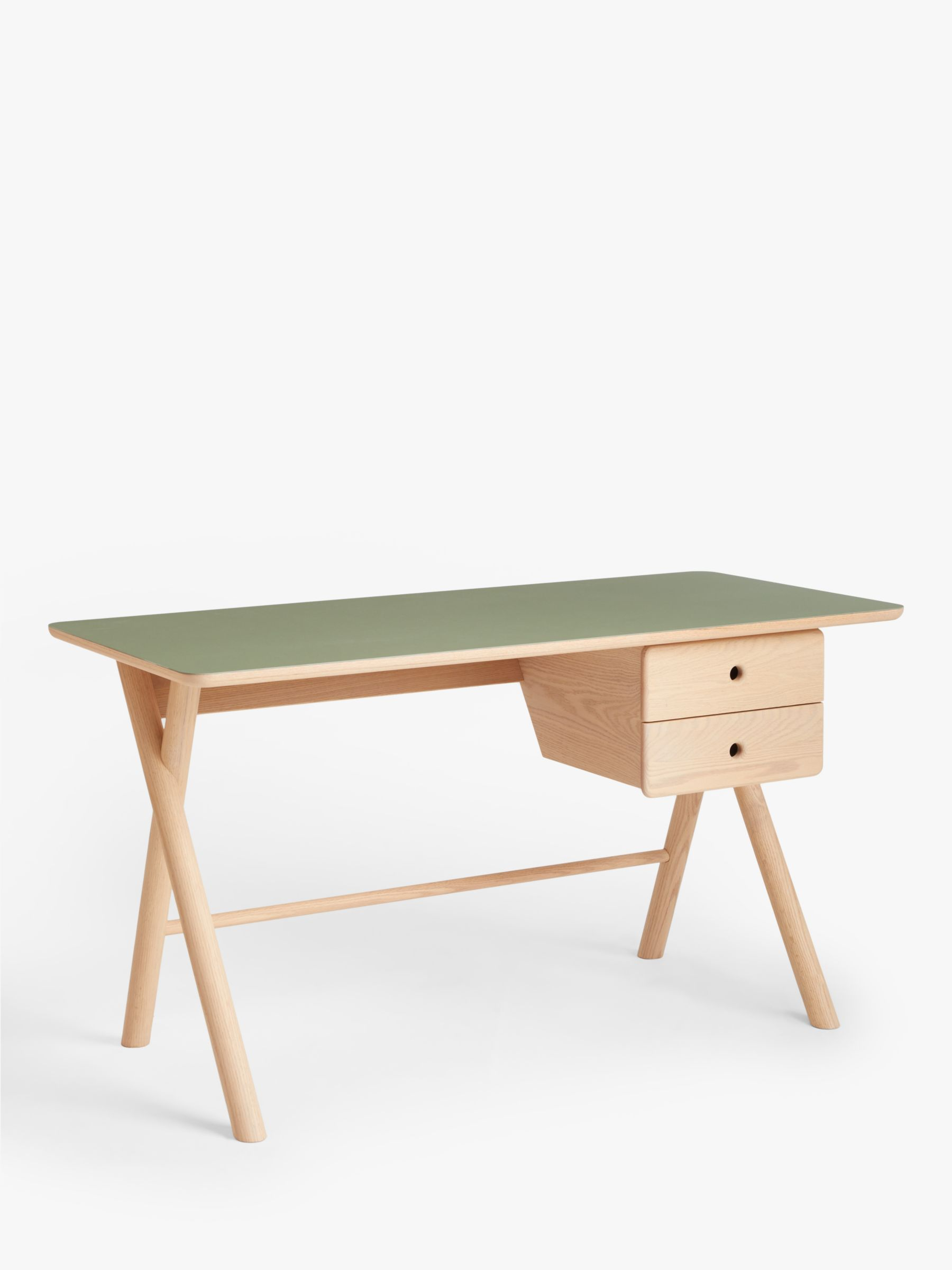 Picture of: John Lewis Partners X Frame Desk At John Lewis Partners