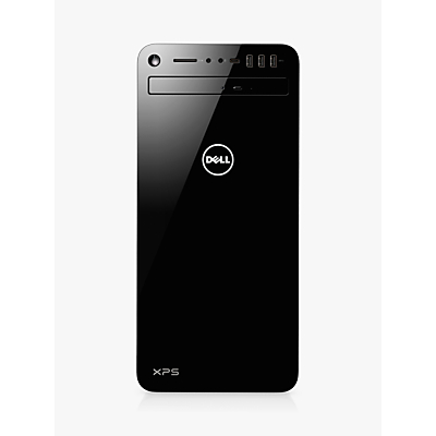 Image of Dell XPS 8930 Desktop PC, Intel Core i5 Processor, 8GB RAM, 1TB HDD + 256GB SSD, Black