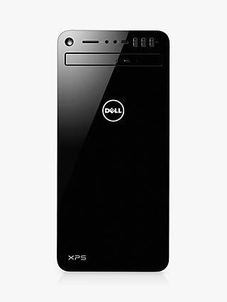 Dell XPS 8930 Desktop PC, Intel Core i5 Processor, 8GB RAM, 1TB HDD + 256GB SSD, Black