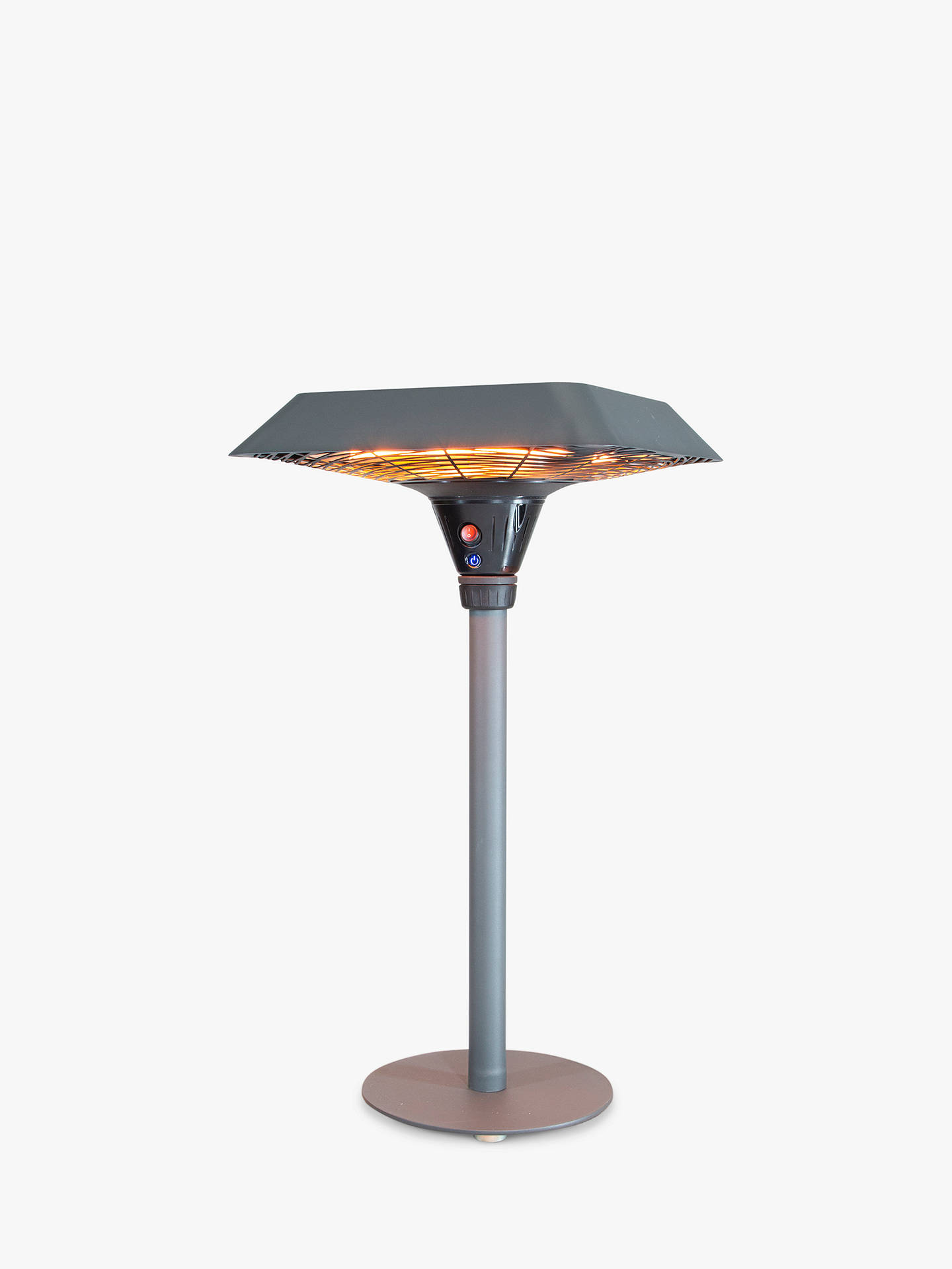 Buy KETTLER Universal Freestanding Table Patio Heater, 80cm Online at johnlewis.com
