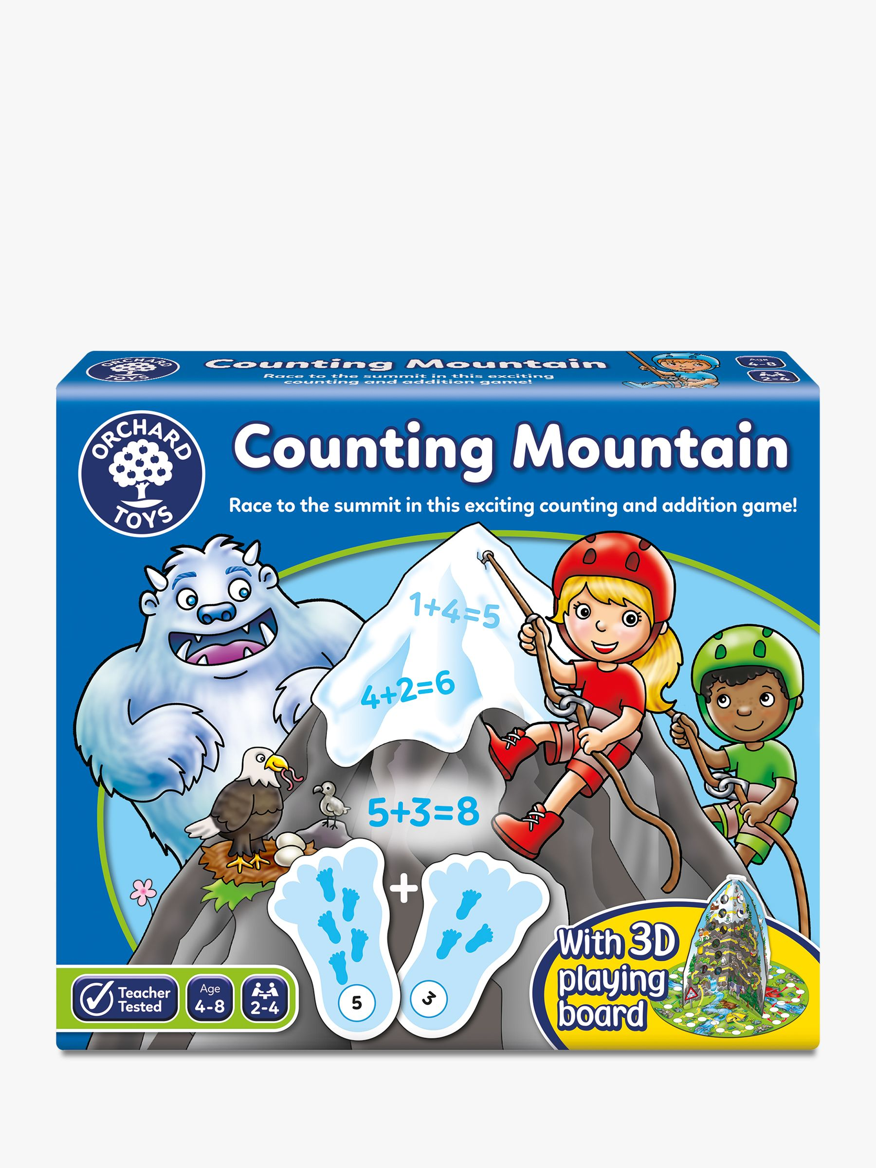 Orchard Toys Orchard Toys Counting Mountain Game