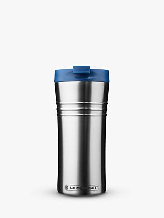 Le Creuset Stainless Steel Travel Mug, 350ml
