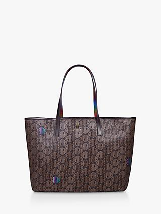 Kurt Geiger London Monogram Richmond Shopper Bag