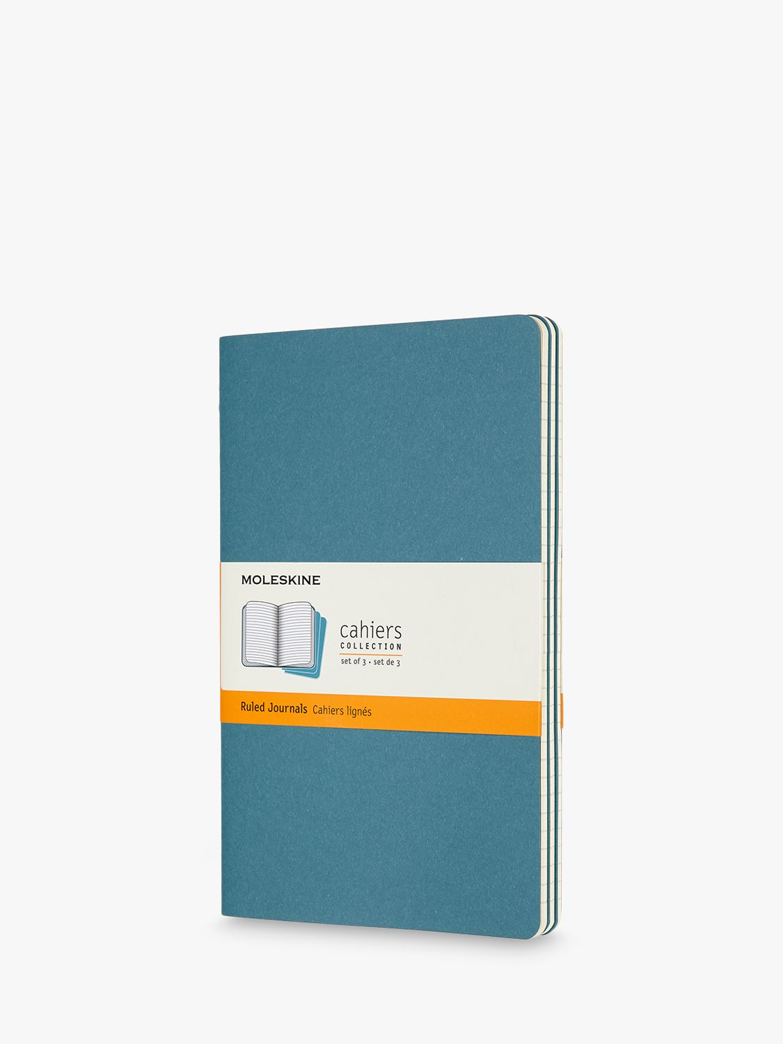 Moleskine Large Cahier Journal
