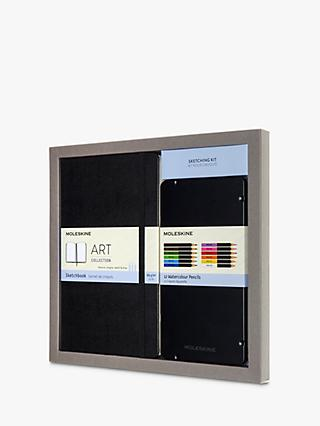 Moleskine Art Collection Sketching Kit
