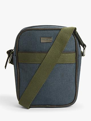 Ted Baker Quik Flight Bag, Navy