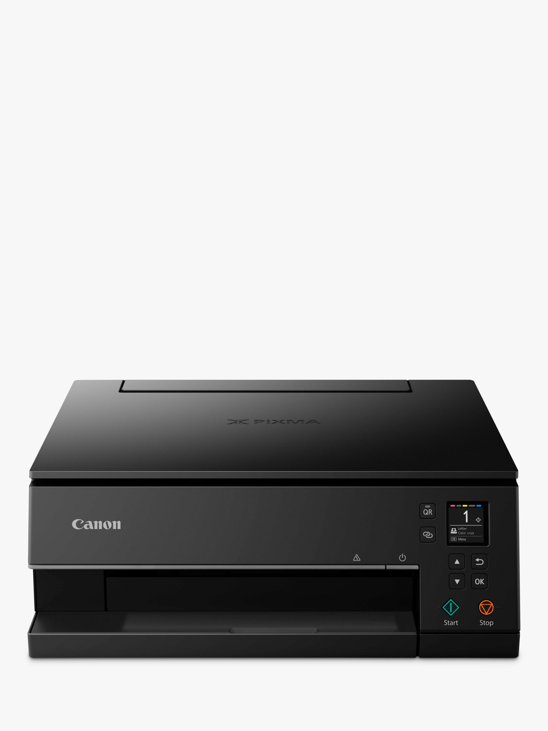 Canon Canon PIXMA TS6350 Three-in-One Wireless Wi-Fi Printer, Black