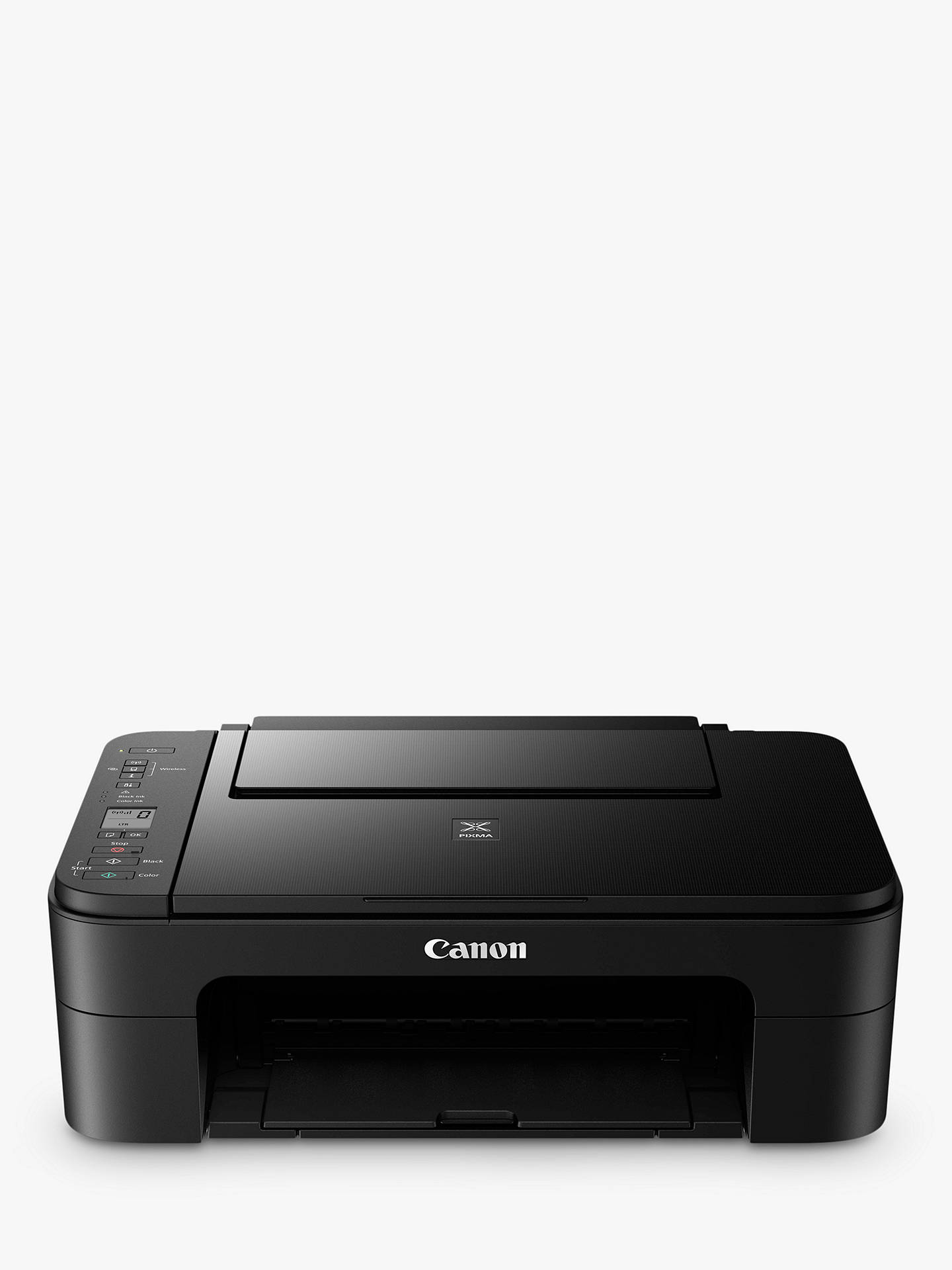 Buy Canon PIXMA TS3350 All-in-One Wireless Wi-Fi Printer, Black Online at johnlewis.com