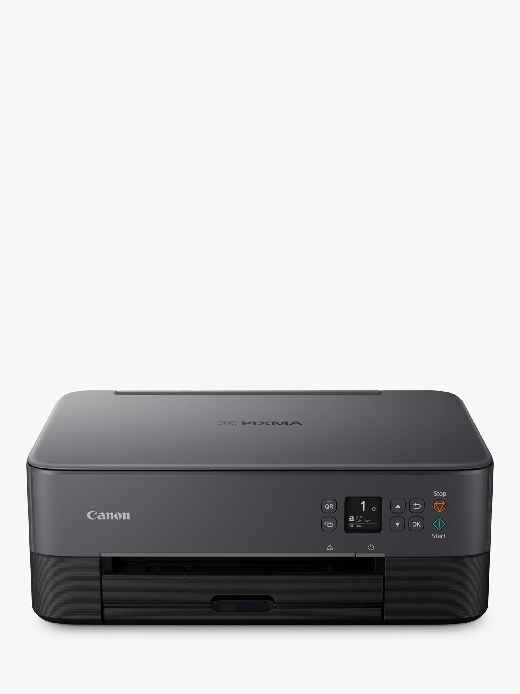 Canon Canon PIXMA TS5350 Three-in-One Wireless Wi-Fi Printer, Black