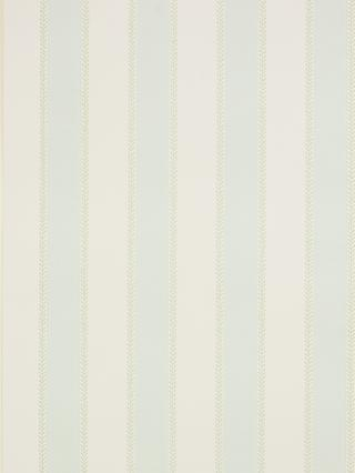 Colefax and Fowler Graycott Stripe Wallpaper