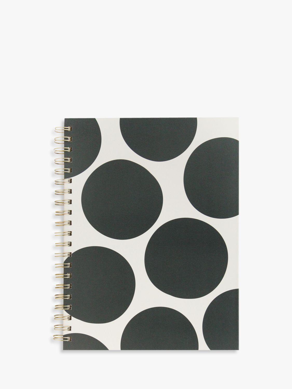 Caroline Gardner Caroline Gardner Big Spot Spiral Notebook