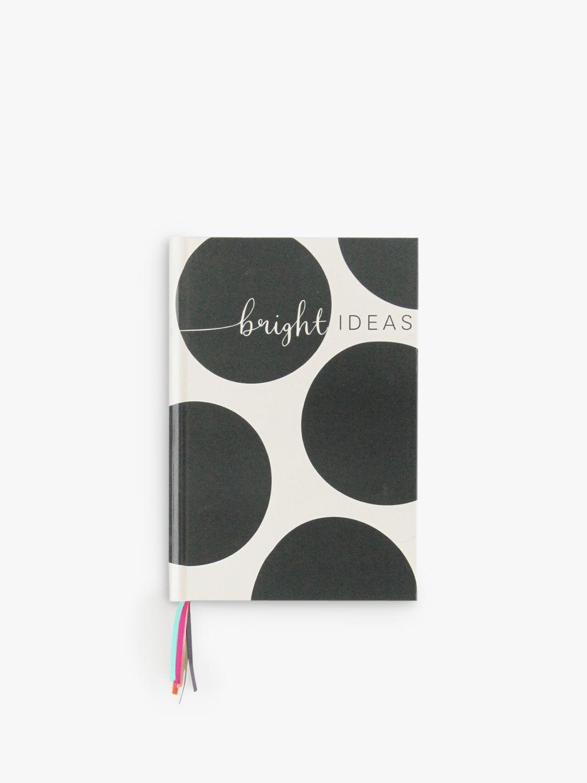 Caroline Gardner Caroline Gardner A5 Bright Ideas Big Spot Ribbon Notebook