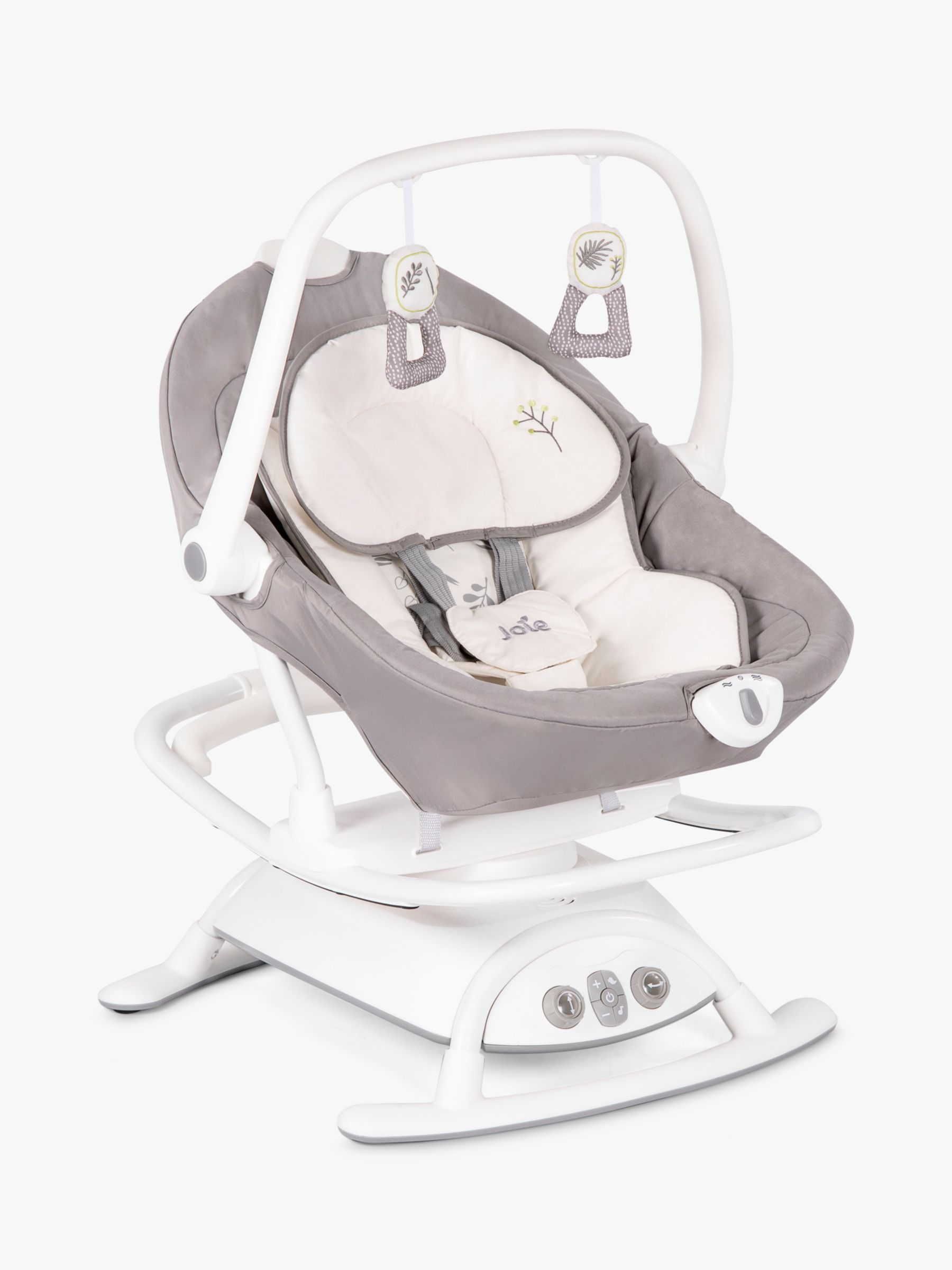 Joie Baby Joie Baby Sansa 2 in 1 Fern Swing and Rocker