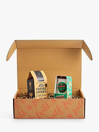 Ridley's Games Pick Me Up Ultimate Coffee Lovers Gift Hamper