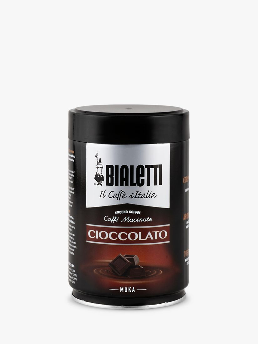 Bialetti Bialetti Chocolate Ground Coffee, 250g