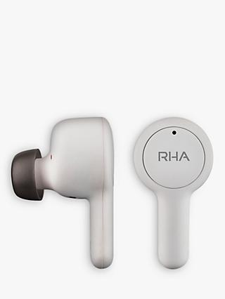 RHA TrueConnect True Wireless Sweat & Weather-resistant Bluetooth In-Ear Headphones with Mic/Remote