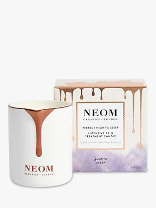 Neom Organics London Tranquillity Skin Treatment Scented Candle, 140g