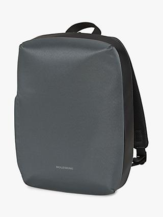 "Moleskine 15"" Notebook Backpack, Grey"