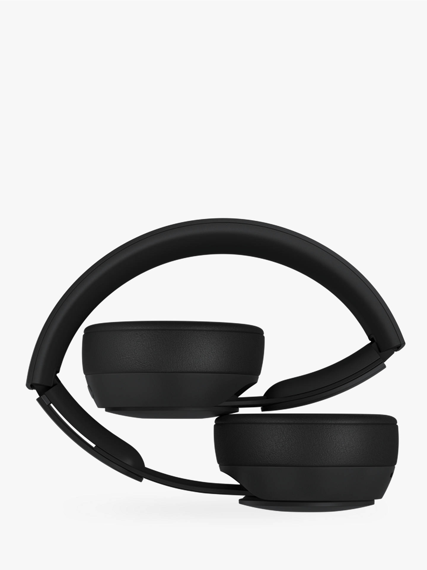 Buy Beats Solo Pro Wireless Bluetooth On-Ear Headphones with Active Noise Cancelling & Mic/Remote, Black Online at johnlewis.com