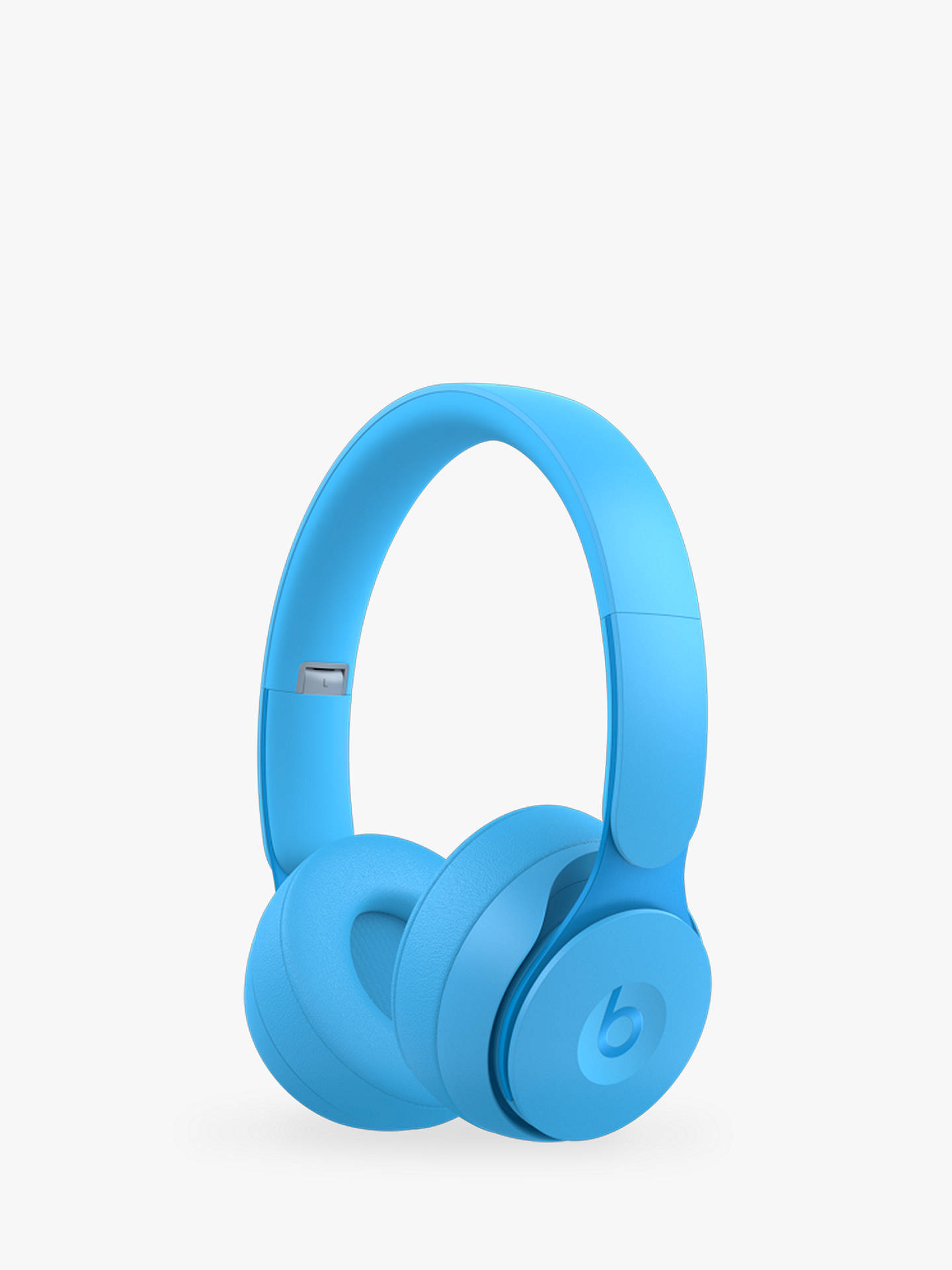Buy Beats Solo Pro Wireless Bluetooth On-Ear Headphones with Active Noise Cancelling & Mic/Remote, Light Blue Online at johnlewis.com
