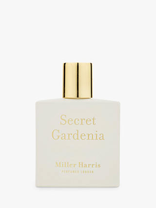 Buy Miller Harris Secret Gardenia Eau de Parfum, 50ml Online at johnlewis.com