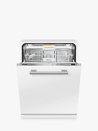 Miele G4982 SCVi Integrated Dishwasher, A+++ Energy Rating, White