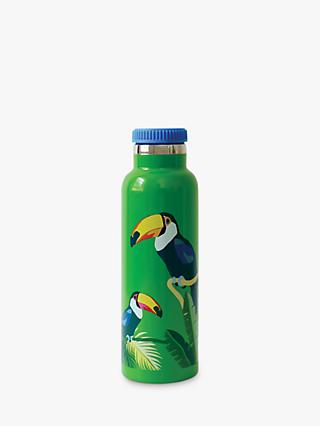 Emily Brooks Toucan Water Bottle, 600ml