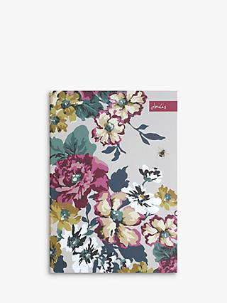 Joules A4 Cambridge Floral Notebook