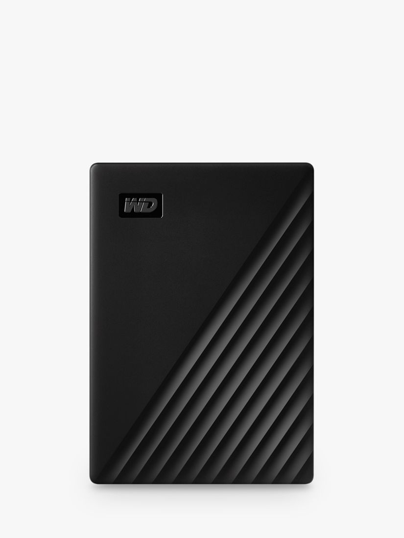 Western Digital Western Digital My Passport Portable Hard Drive, 1TB, Black
