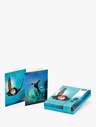 BBC Earth Ocean Note Cards, Pack of 16