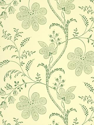 The Little Greene Paint Company Bedford Square Wallpaper