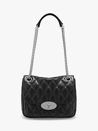 Mulberry Small Darley Quilted Leather Shoulder Bag