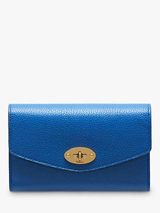 Mulberry Darley Classic Grain Leather Medium Wallet