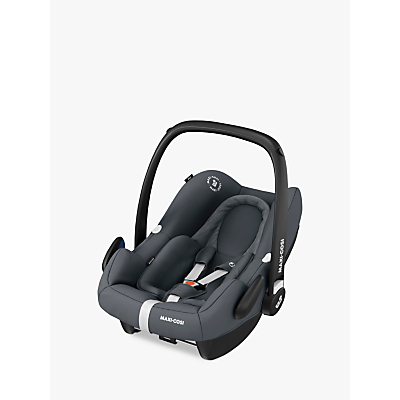 Maxi-Cosi Rock Group 0+ i-Size Baby Car Seat, Essential Graphite