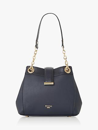 Dune Dilear Chain Handle Medium Shoulder Bag